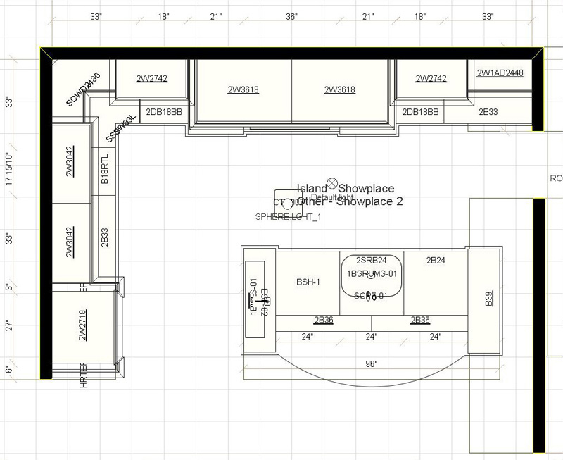 Ultimate llc planning design for Planning a kitchen layout