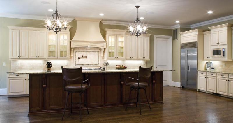 Ultimate llc fine kitchen cabinetry for Ultimate kitchen design